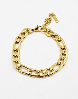 Βραχιόλι gold chain 183