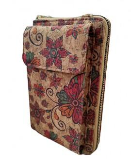 Πορτοφόλι με Θήκη Κινητού PR077