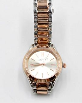 Γυναικείο ρολόι steel double