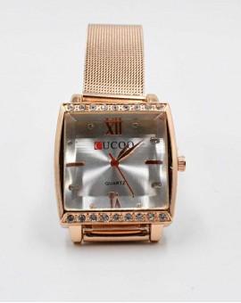 Γυναικείο ρολόι strassy square