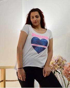 T-shirt MONSCHERI