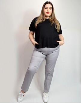 Eleganta Pants Grey