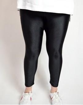 Glossy leggings black