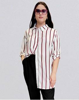 Πουκάμισο red stripes