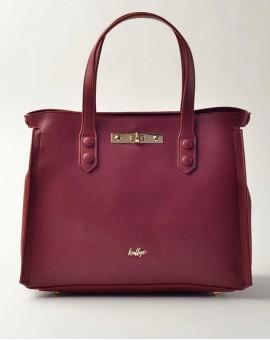 Τσάντα χειρός κόκκινη