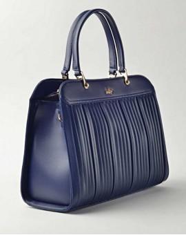 Τσάντα χειρός μπλε