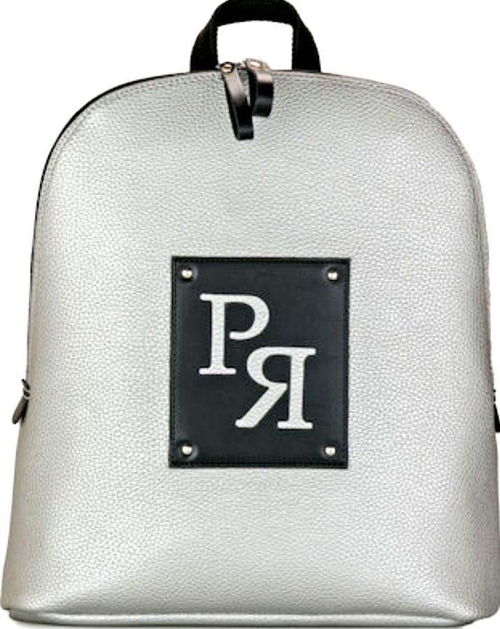Σακίδιο Πλάτης Pierro Accessories Silver TS127