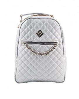 Alma Backpack Silver