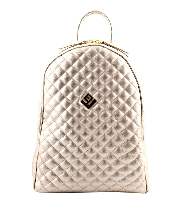 Basic Simple Remvi Backpack Gold