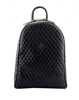 Basic Simple Remvi Backpack | Black